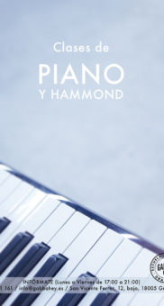 Piano & Hammond