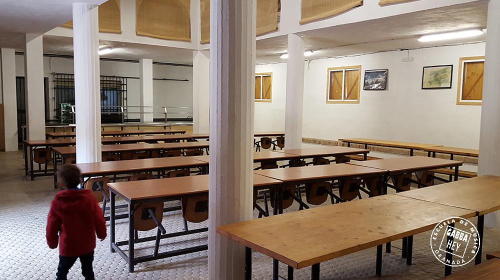 Comedores Universitarios De Granada - Hogar Y Ideas De Diseño ...
