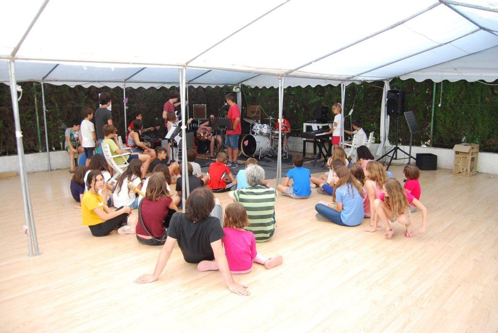 Campamento de verano Granada ensayos 1