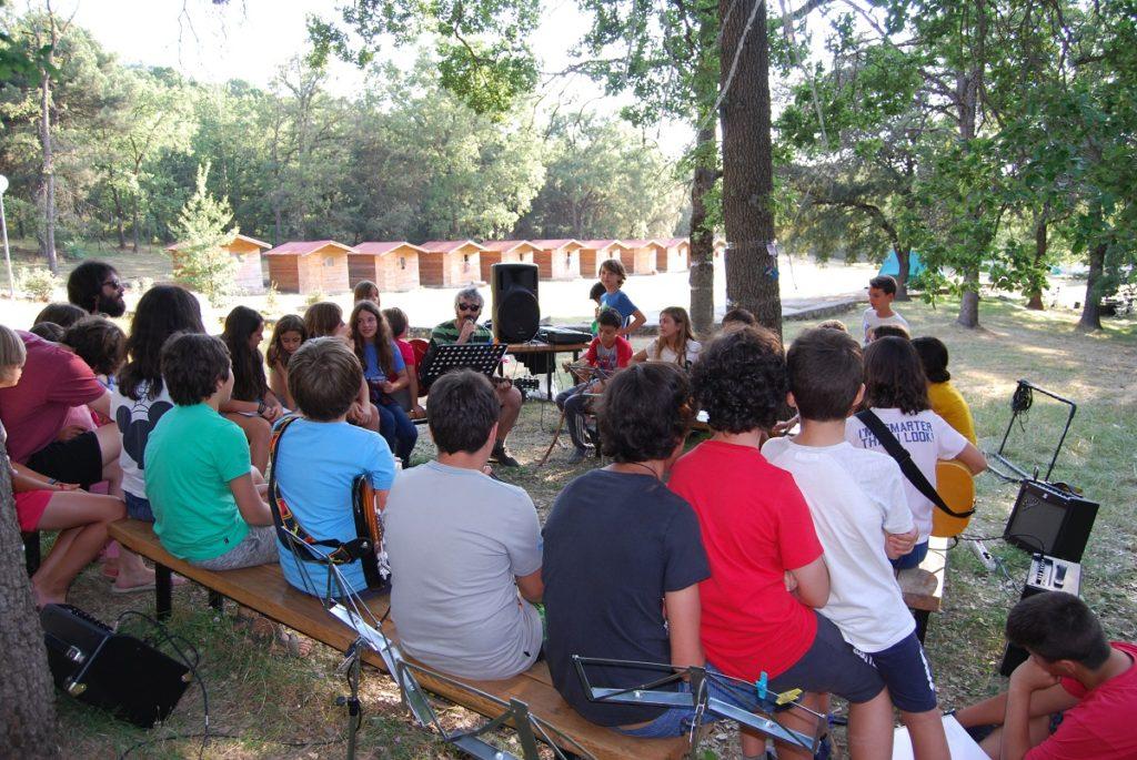 campamento de verano en Granada 2