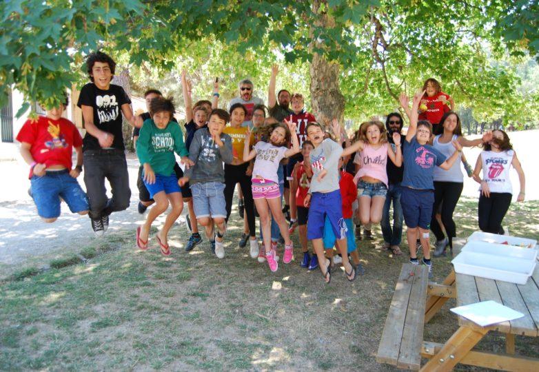 Campamento de verano, Granada, rock
