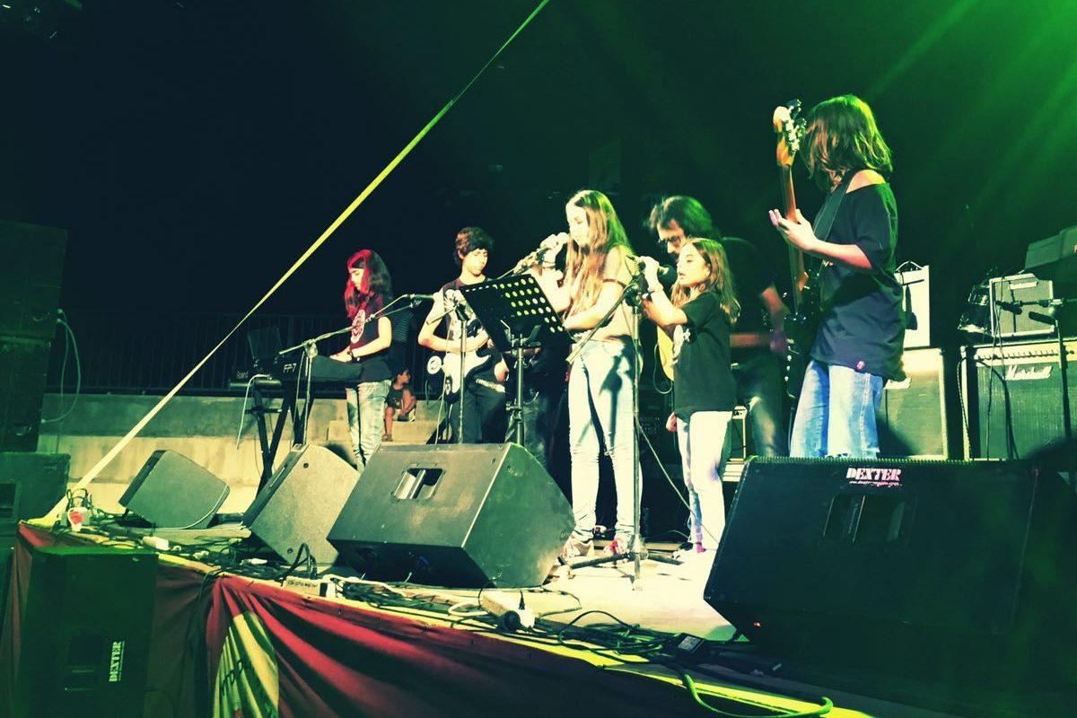 Concierto de Summer'n'Rock en Alfacar
