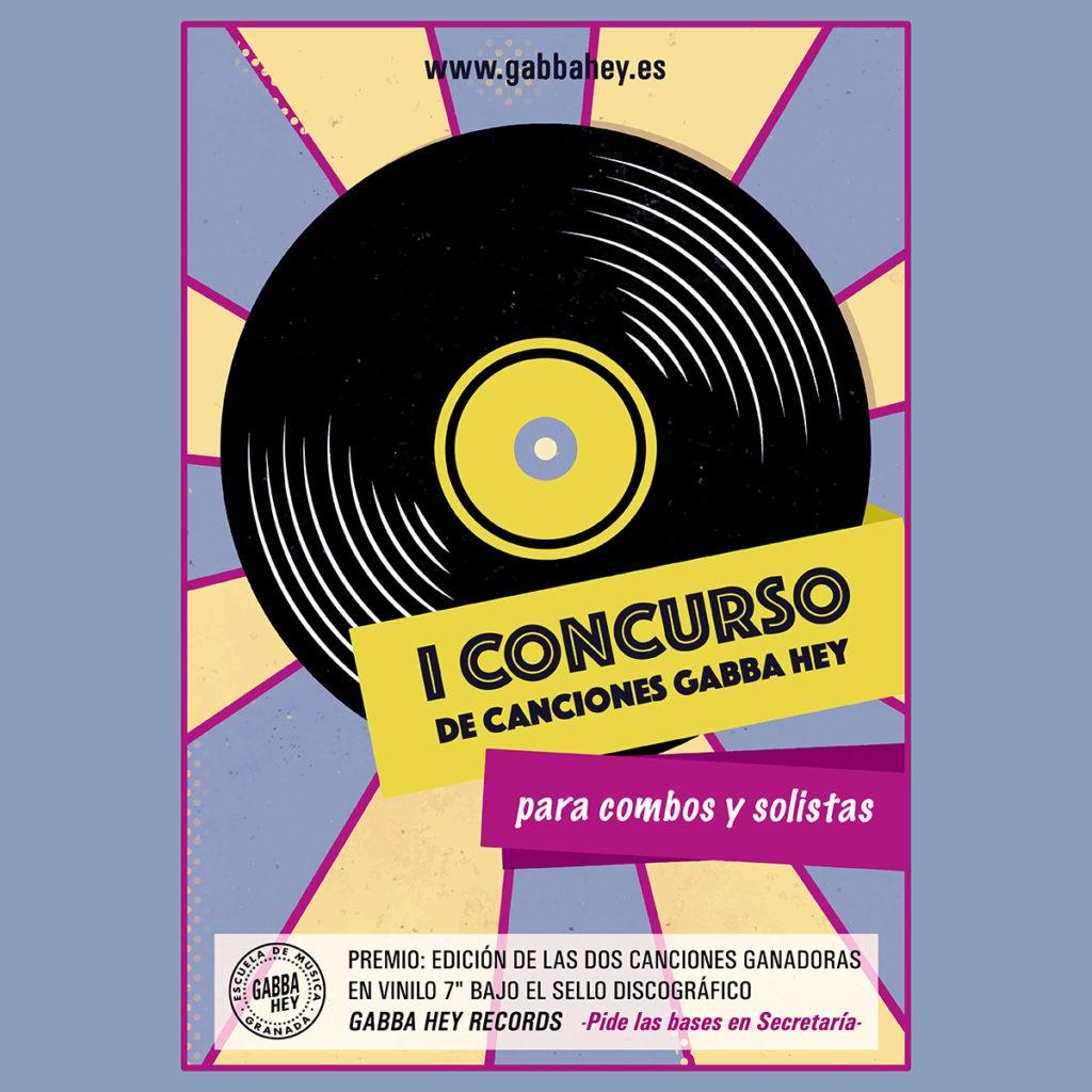 Concurso, Escuela de Música, Granada