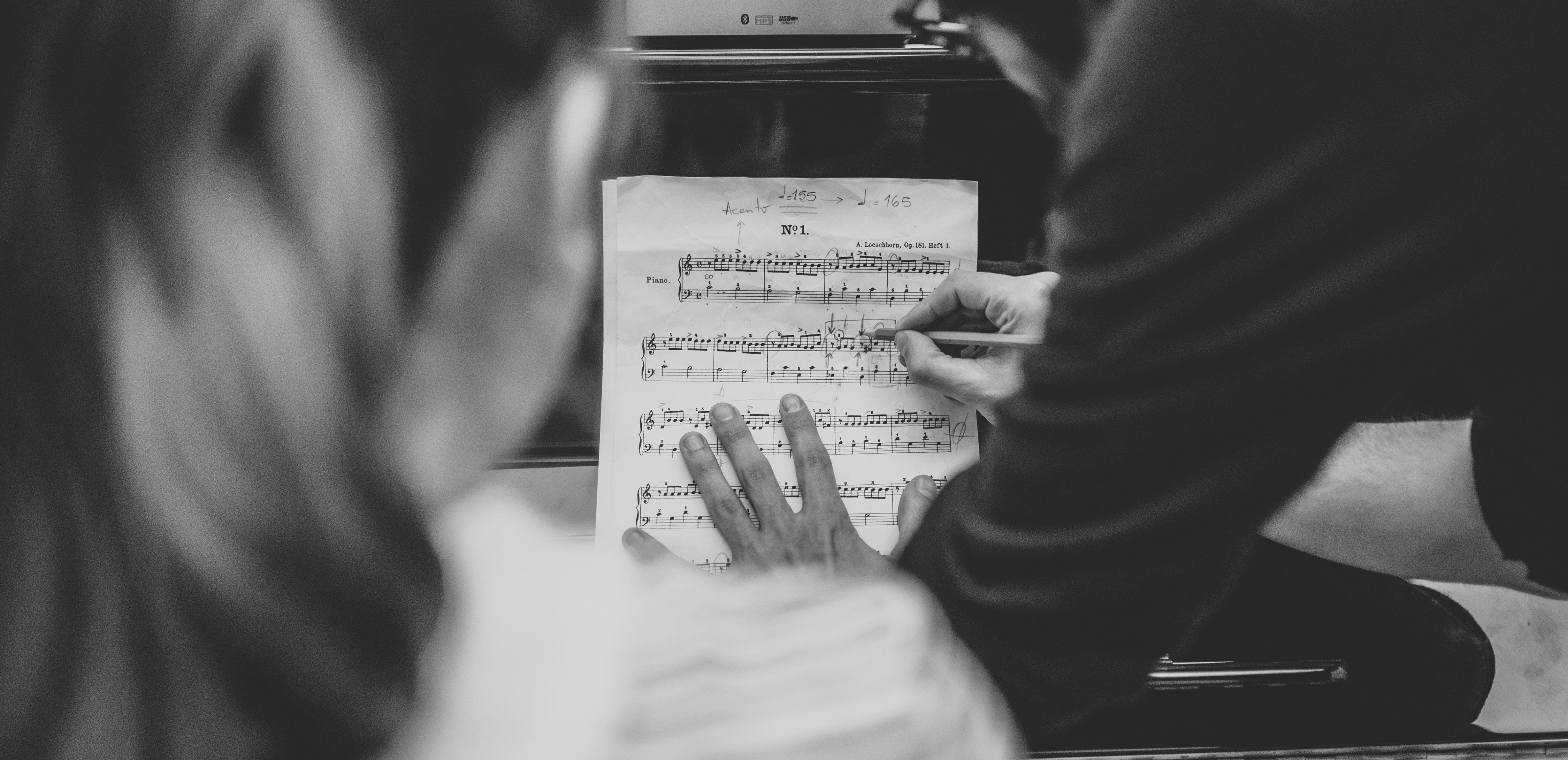 Clases de piano en Granada